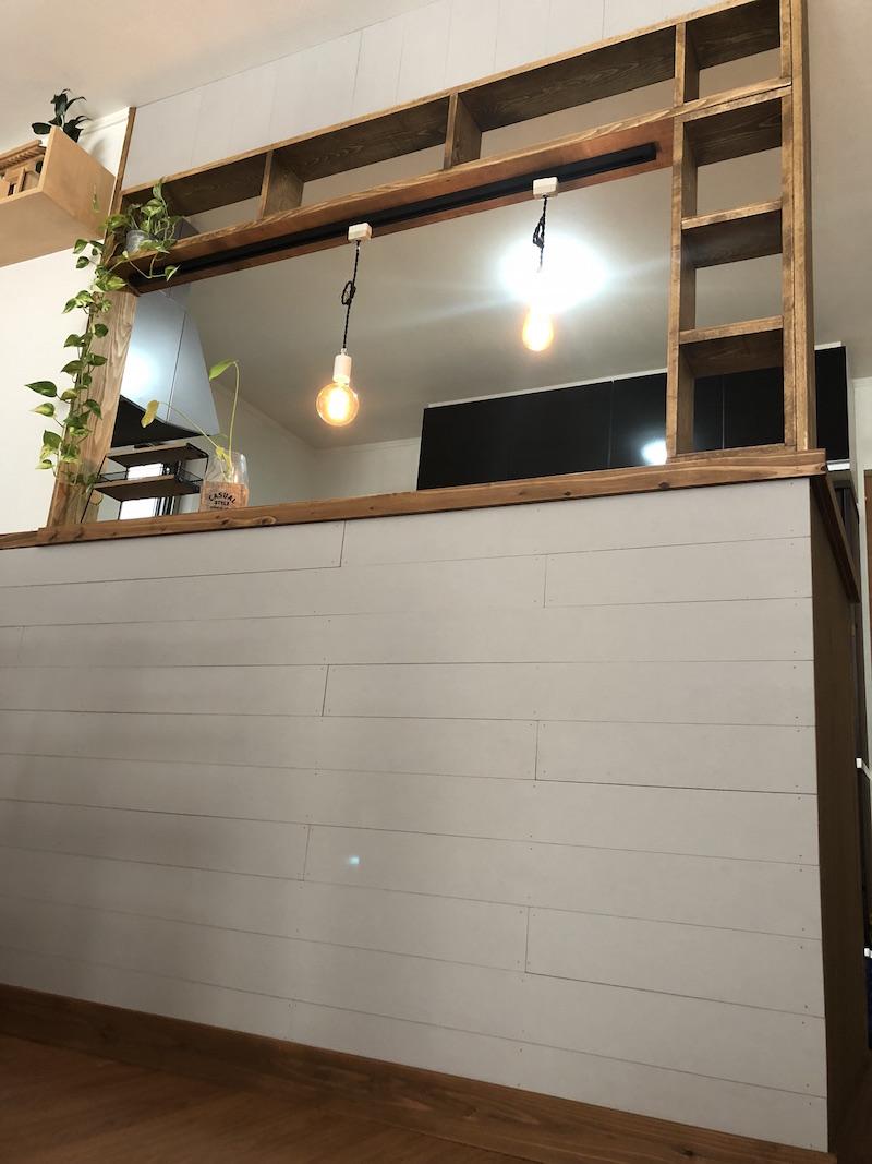 建売住宅改造キッチン