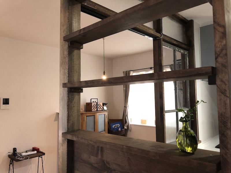 建売改造キッチン