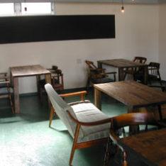 10枚のオーダーカフェテーブル