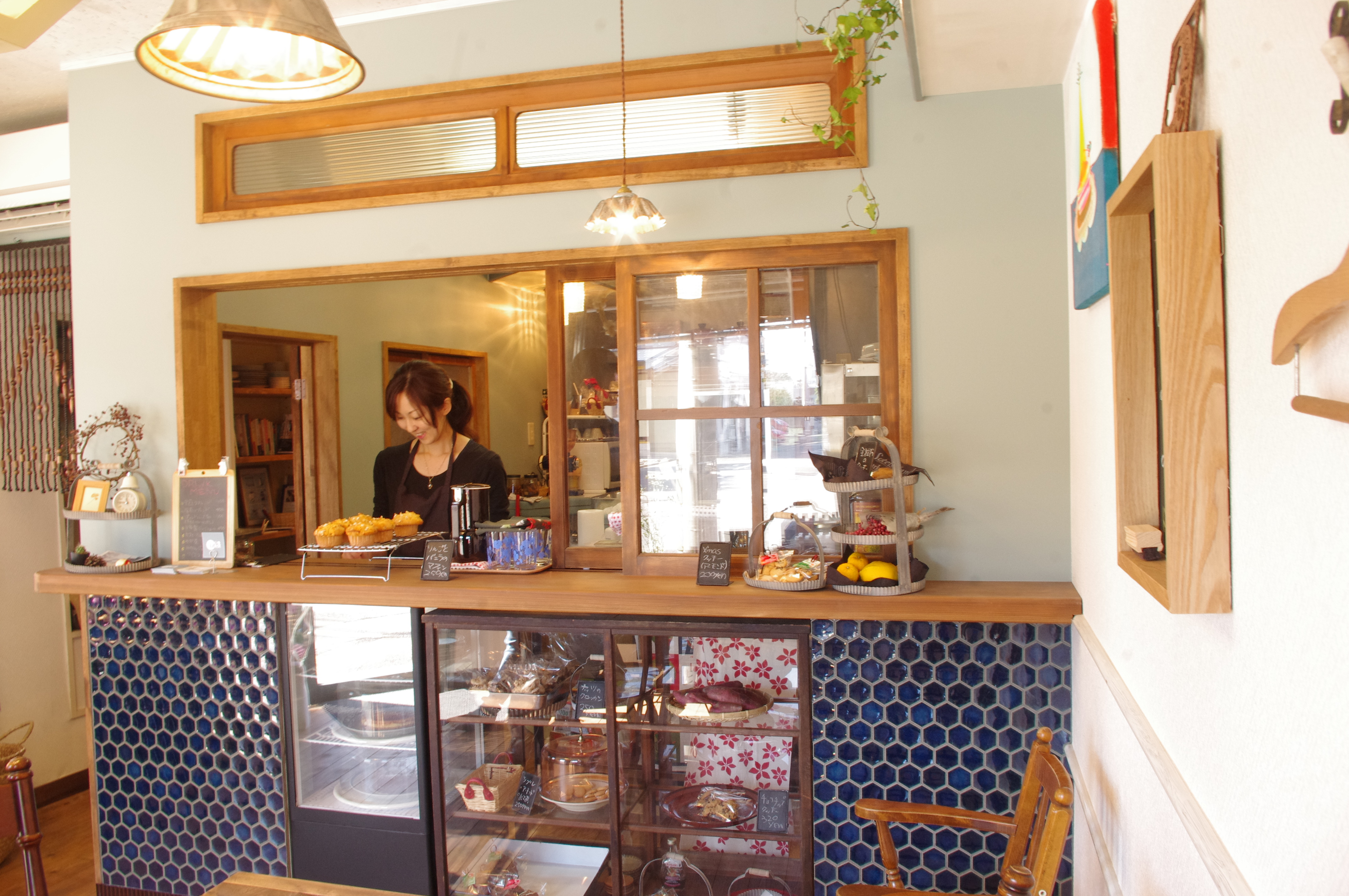 北区黒革のお菓子屋さんlifestオープン