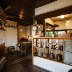 喫茶ヤマとカワ IN長野 改装