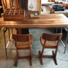 オリジナルダイニングテーブル