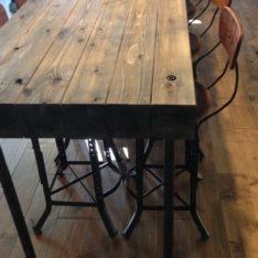 オーダーカウンターテーブル