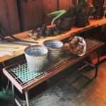 リメイクタイルテーブル