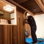高蔵寺空き家問題解決プロジェクト工事も大詰め