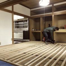 空き家解決リフォーム IN高蔵寺 軌跡と全貌-1