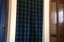 オーダーのれんカーテン