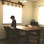 オリジナルダイニングテーブルニューバージョン
