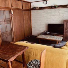 コンセプトは沖縄の古民家。プチリノベーション