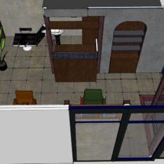 西可児美容室「ジャコメッティ」改装までの道のり-1