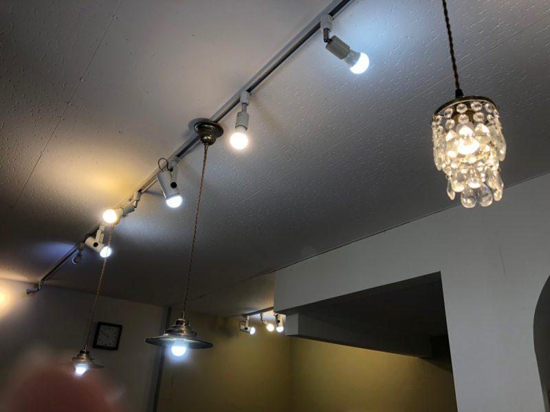 ジプトン天井改装