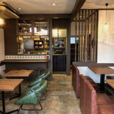 レトロな食堂カフェ「むむむ」at 枇杷島